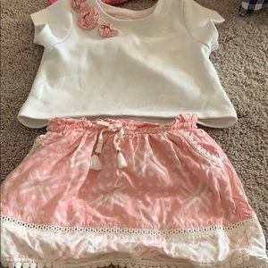 EUC Girls 3 Piece Matching Set